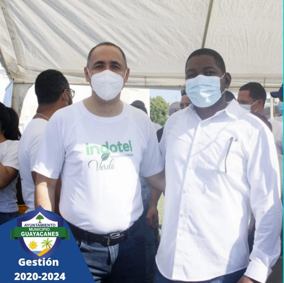 Operativo de limpieza de playas en la provincia de San Pedro de Macorís
